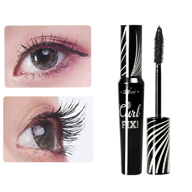 xixi Makeup Eyelash Long Curling Fiber 3D Mascara Eye Lashes ...