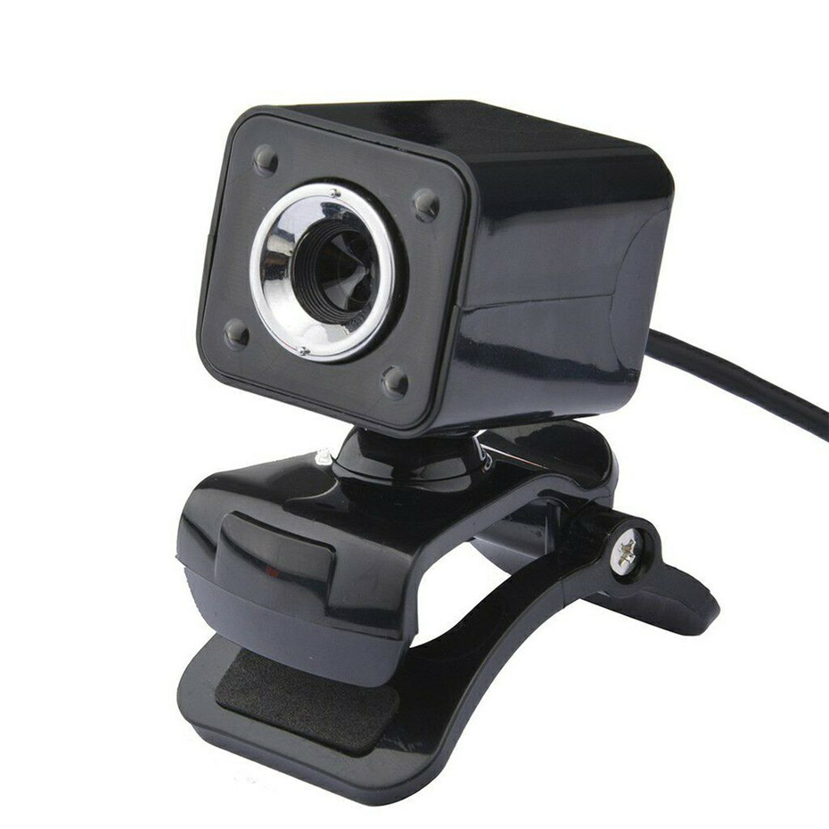 Basix USB 2.0 WebCam High Definition Full HD 1080P5