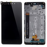 Dulcii For Xiomi Redmi Note 4 Screen And Digitizer Assembly OEM Frame Replace Part Not