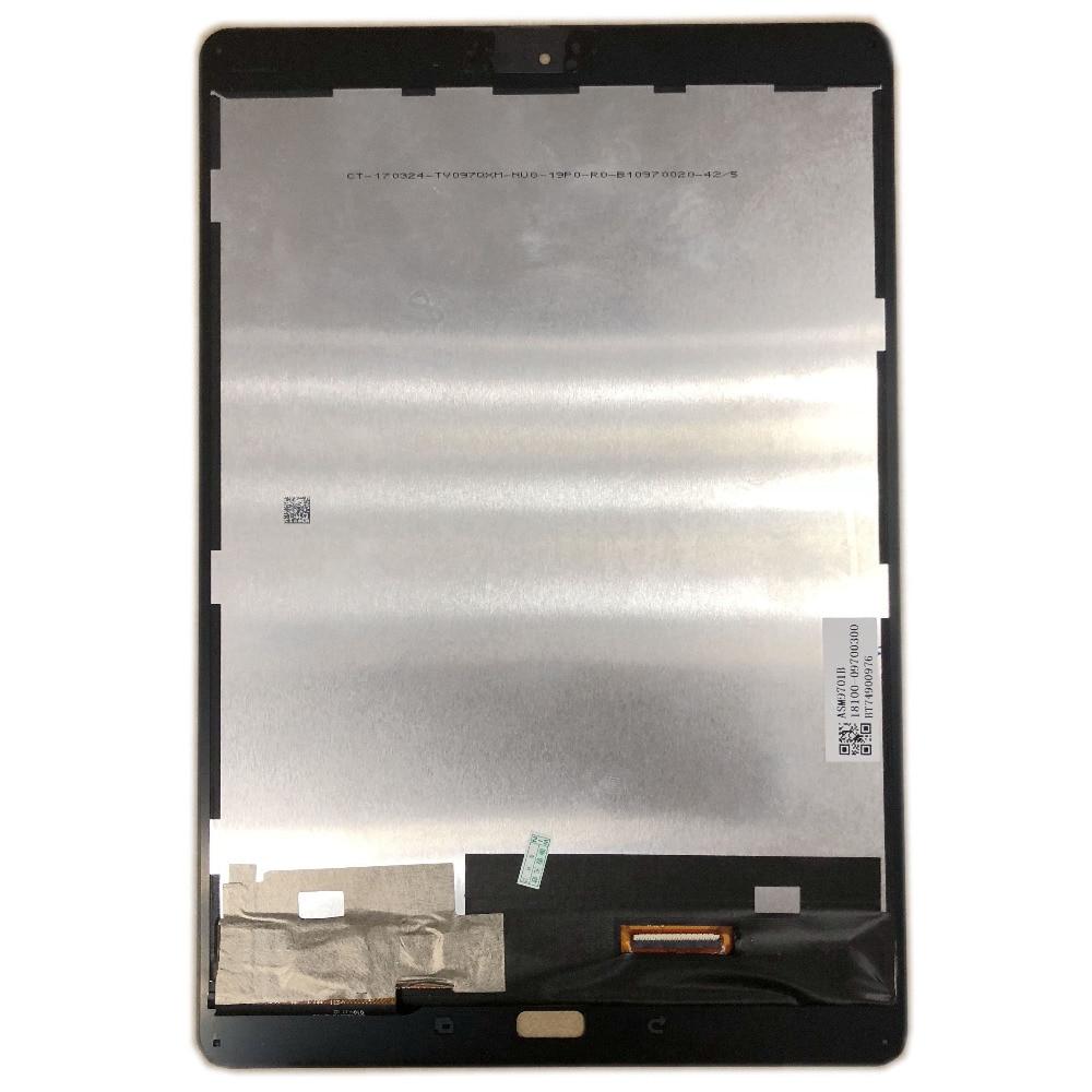 Pour ASUS ZenPad 3 S 10 Z500M P027 couleur noire LCD écran tactile LED numériseur assemblée remplacement