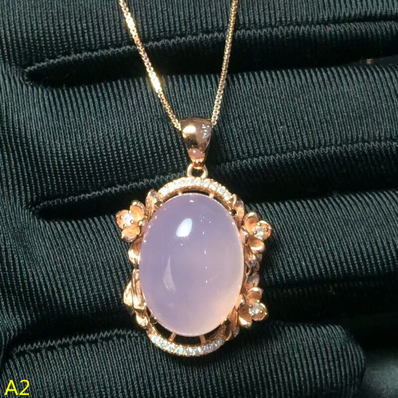 KJJEAXCMY бутик jewels 925 чистого серебра мозаика порошок нефрита кулон + Цепочки и ожерелья ювелирные изделия ...