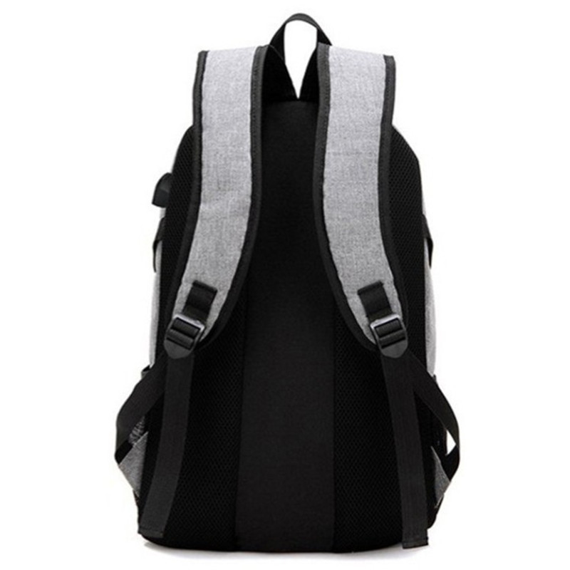 2018 The new College wind Canvas bag backpack Men and women fashion leisure backpack Middle school best students book bag