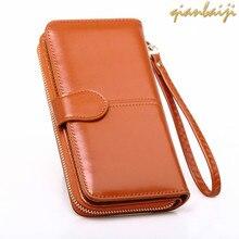 Women Hand Bag Woman Wallet Phone Long Zipper Purse Womens Wallets Men Handbag And Purses