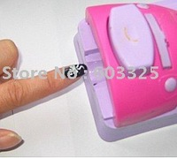 DIY Nail Art Printer Machine With 7 Bottle Nail Polish Retail Sales Free Drop Shipping