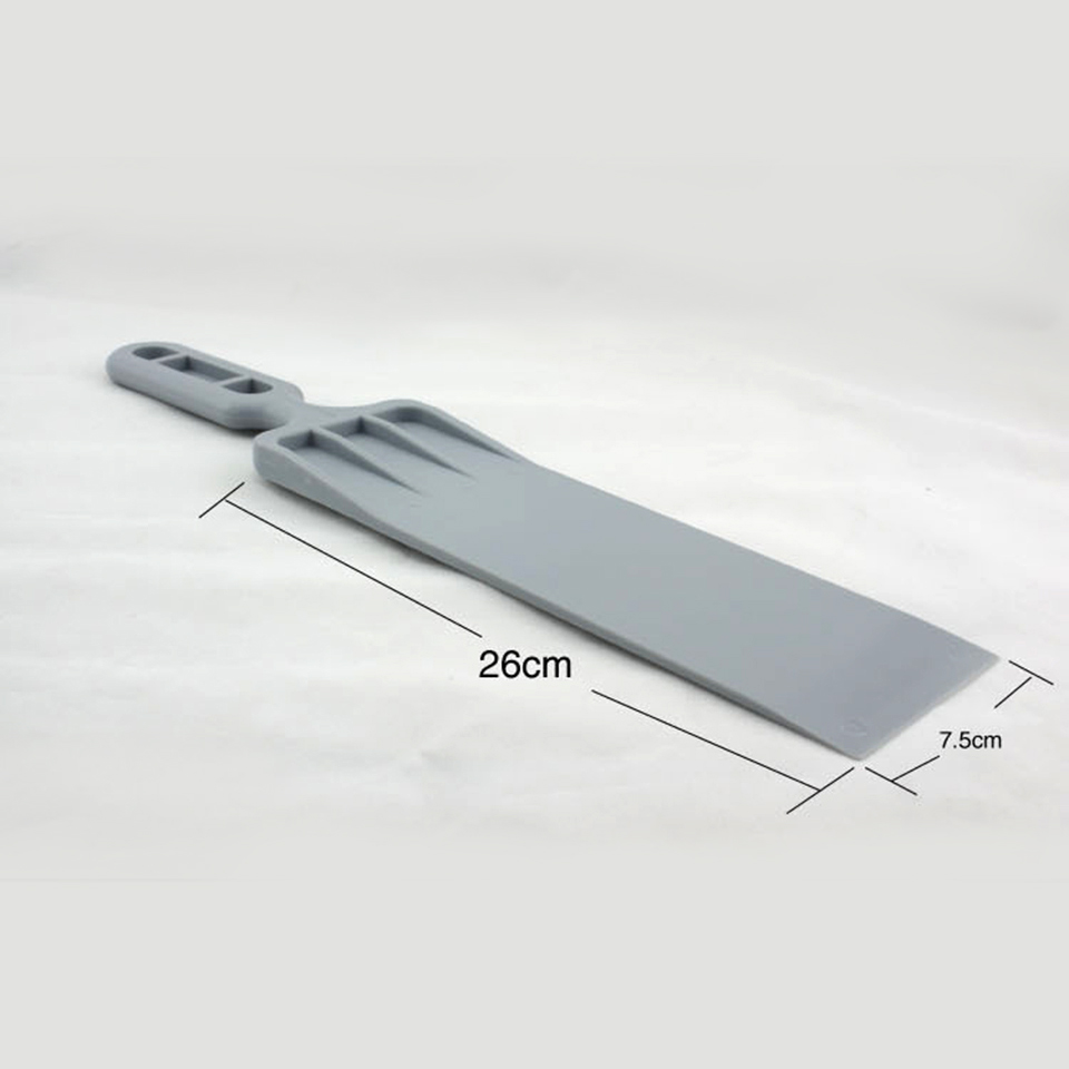 Image 2 - Car Wrapping Glass Cleaning Tool 39*7.5cm Window Tint Scrubber Squeegee For Front And Rear Windscreen Tinting MO 174-in Car Stickers from Automobiles & Motorcycles