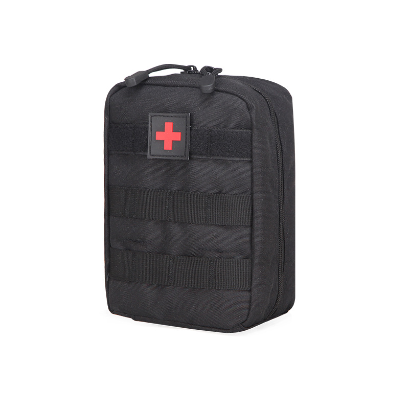 Tactical Medical First Aid Kit Bag Molle Medical EMT Cover Outdoor Emergency Military Package Outdoor Travel Hunting Utility New