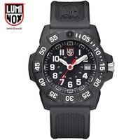 Luminox uhr männer Uhren Hombre Military Männer Uhr Quarz sport uhr Herren Uhren Marke Luxus Wasserdicht Relogio Masculino-in Quarz-Uhren aus Uhren bei