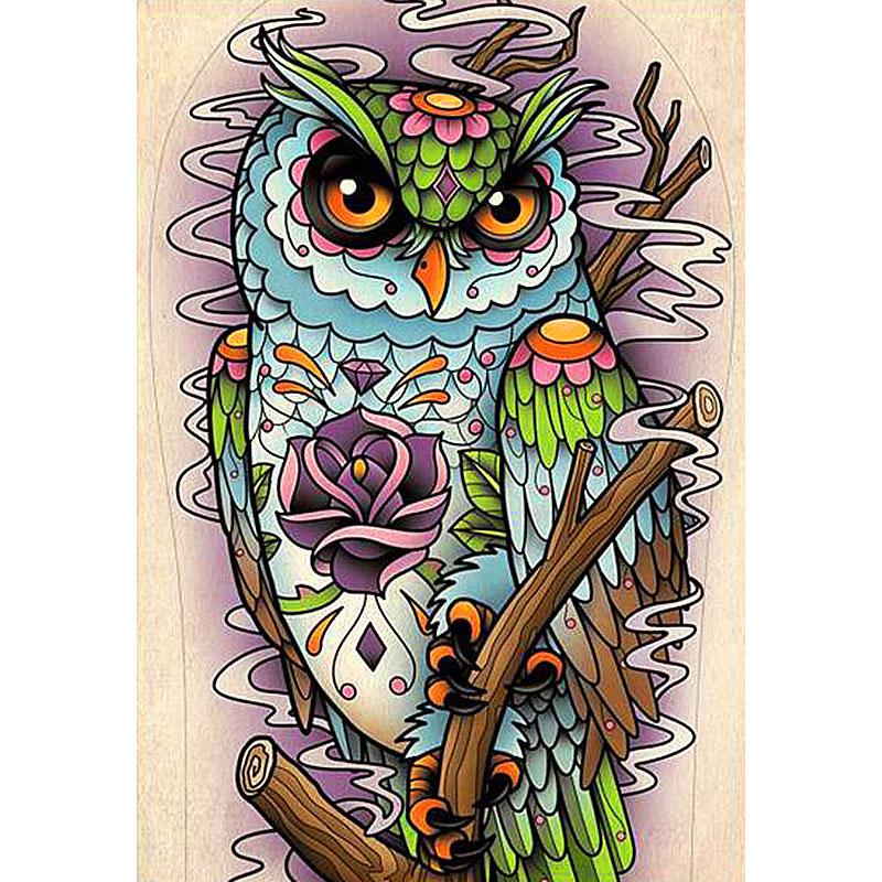 5d-Diy-diamond-painting-diamond-embroidery-font-b-owl-b-font-mosaic-full-square-rhinestone-cross