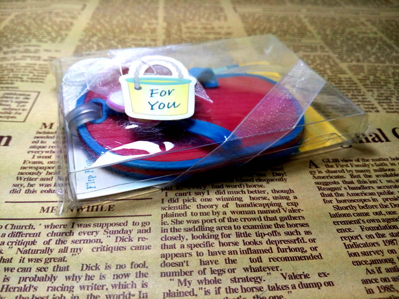Fast Delivery! Wedding Favor Flip-Flop Beach-Themed Luggage Tag In Beach-Themed Gift Box Wholesale