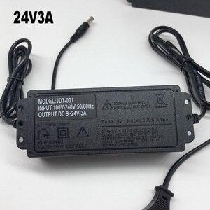 Image 4 - Có thể điều chỉnh AC để DC 3 V 12 V 3 V 24 V 9 V 24 V Phổ adapter với màn hình hiển thị điện áp Quy Định cung cấp điện adatpor 3 12 24 v