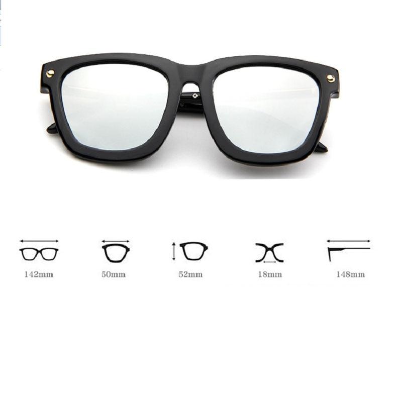 Nueva Gafas de sol hombres y mujeres de conducción Espejos moda Gafas de sol  mujer marca diseñador vintage Gafas al aire libre retro Sol Gafas 21f014a63c