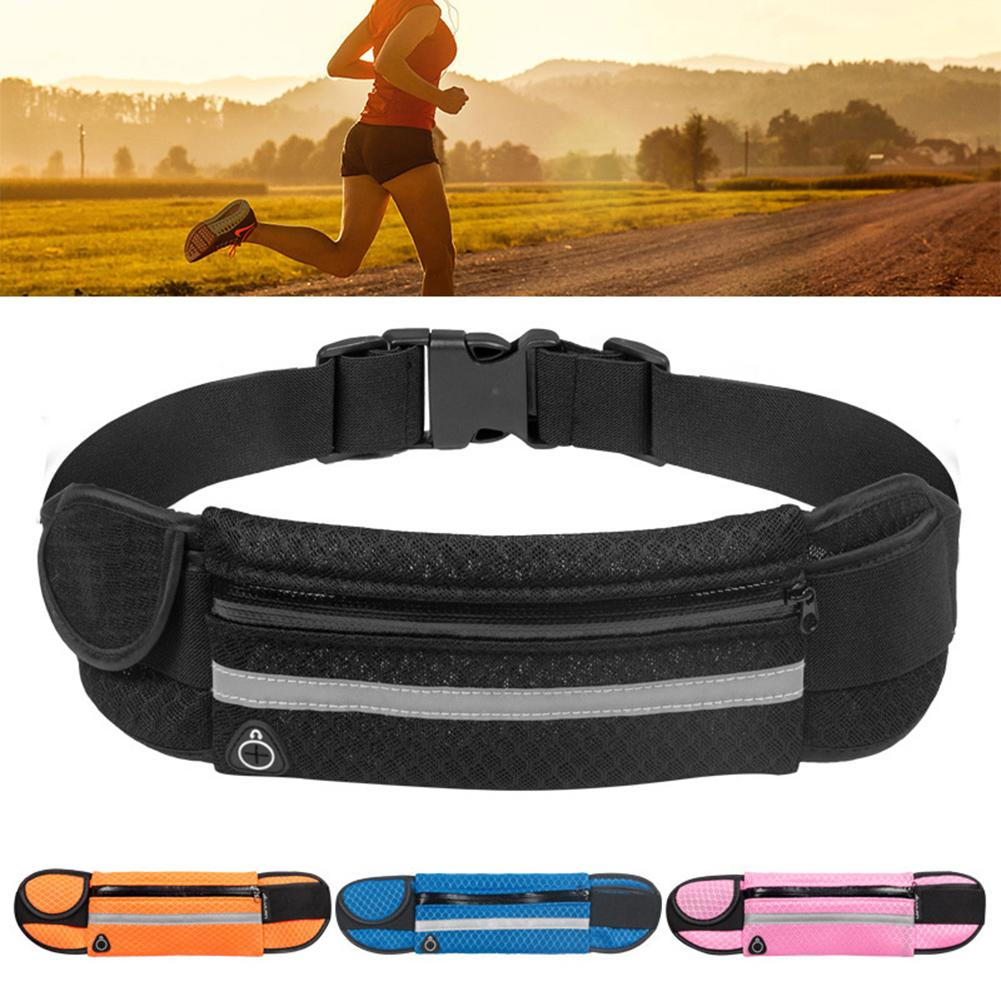 Outdoor Sport Running Invisible Unisex Waist Bag Phone Water Bottle Holder Funny Pack