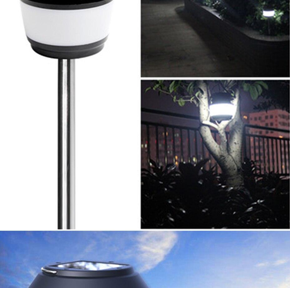 Movido A Energia Solar Luz de Rua