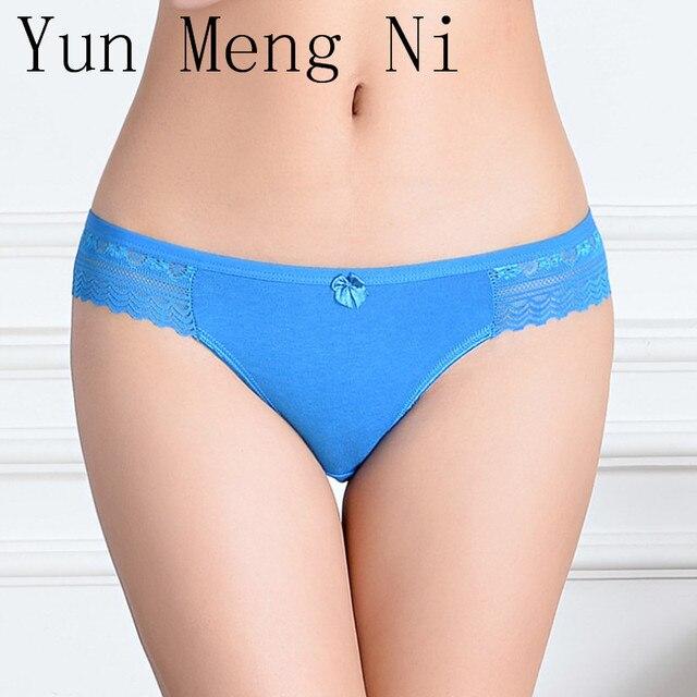 544bdb6ed7dc € 0.98 |Yun Meng Ni ropa interior femenina mujeres bragas mujer marca  seamless tanga chica bragas de la ropa interior de encaje tanga calcinhas  ...