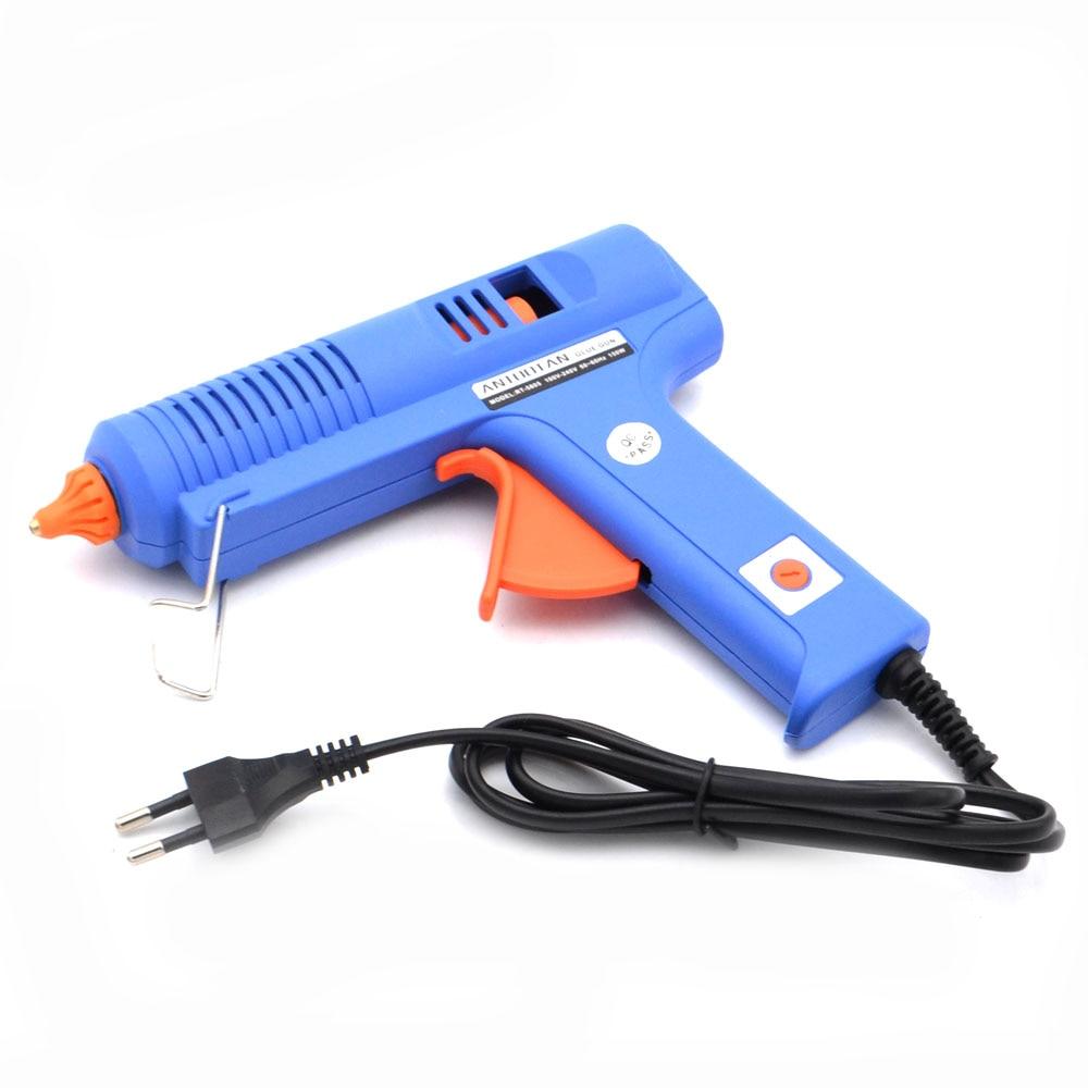 Spina UE 150W BULE Pistola per colla a caldo con strumento di - Utensili elettrici - Fotografia 3