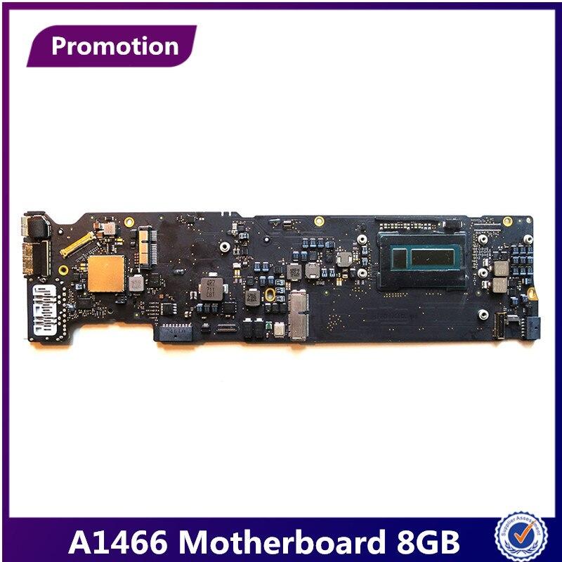 "TESTED APPLE MACBOOK AIR A1466 13/"" 2015 i5 1.6GHz 8GB LOGIC BOARD 820-00165-A"