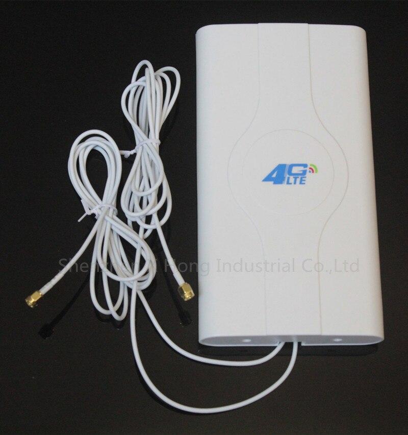 4G lte antenna 49dBi CRC9 SMA TS-9 For E3372 E8372 B593 B310 4G LTE FDD MODEM FOUTER