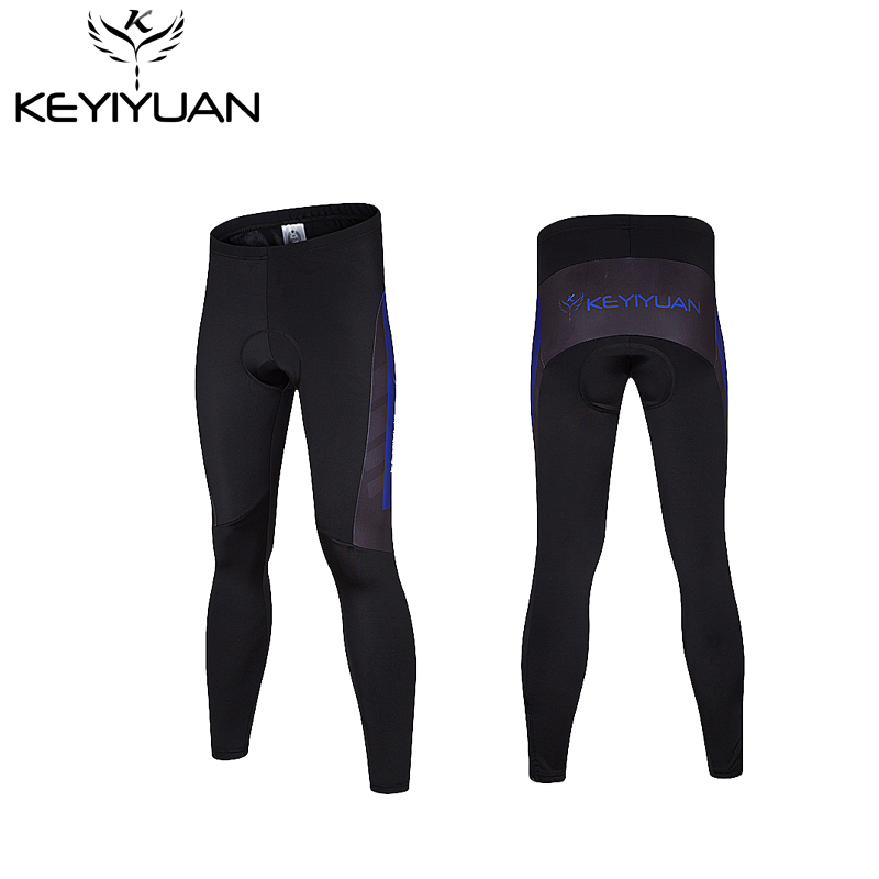 KEYIYUAN cycling suit trousers riding trousers male summer bask in permeability straps trousers moisture absorption perspiration bask light 55 m 5204