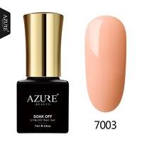 AZURE BEAUTY Nail Polish Gel Glue Gorgeous Color For Nail Design Soak Off Gel Polish Nail Paint Hybrid Enamel Azure Nail Gel