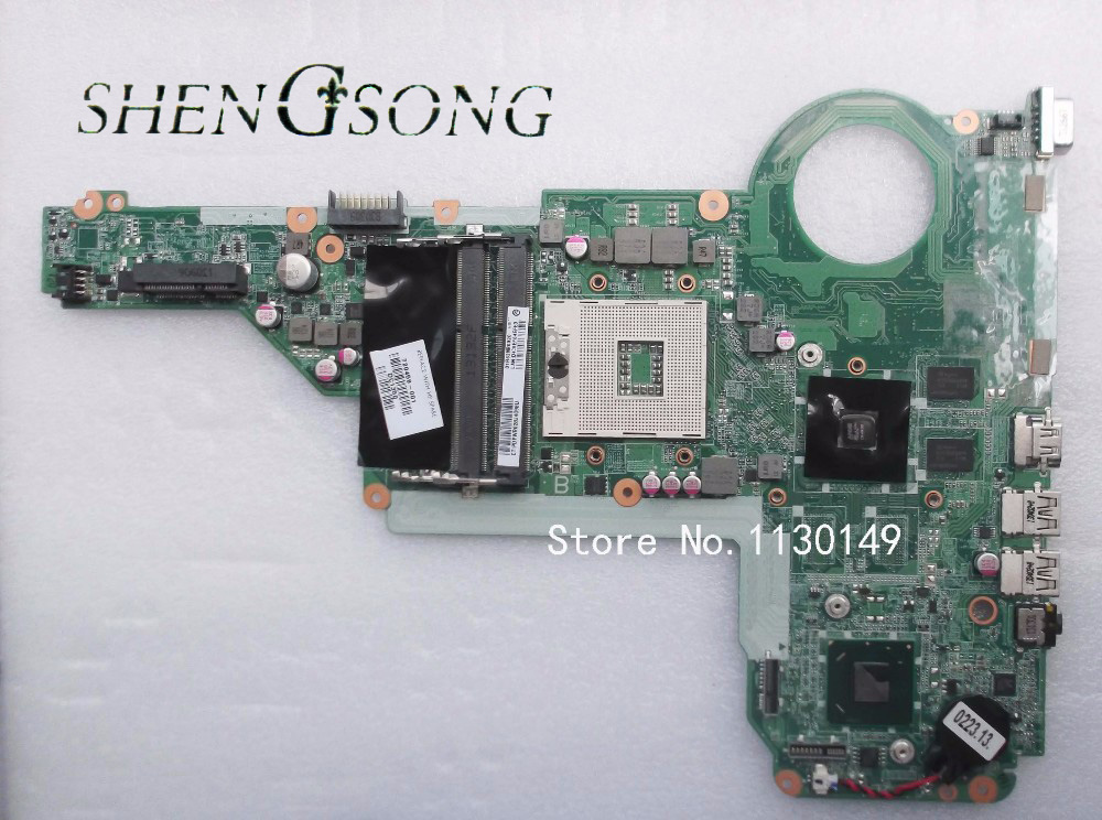 720459-501 Free shipping 720459-001 for hp pavilion14-E 15-E laptop motherboard DA0R62MB6E1 DA0R62MB6E0 100% fully tested OK