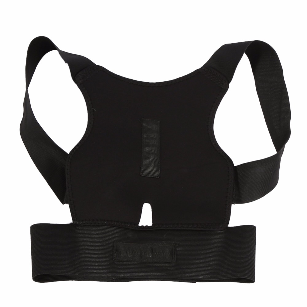 High Quality Adjustable Posture Corrector Belt to Support Back and Spine for Men and Women Suitable to Pull the Back for Body Shaping 10