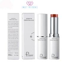 1PCS Bottom makeup Waterproof Concealer Pen Bar Corrector Face Corretive Bronzer Contour Sticker Brighten Primer Makeup