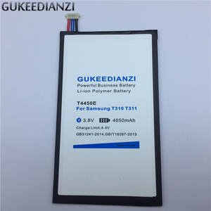 GUKEEDIANZI T4450E 4650 mAh Tablet Li-ion Polymer Rechargeable Battery For Samsung