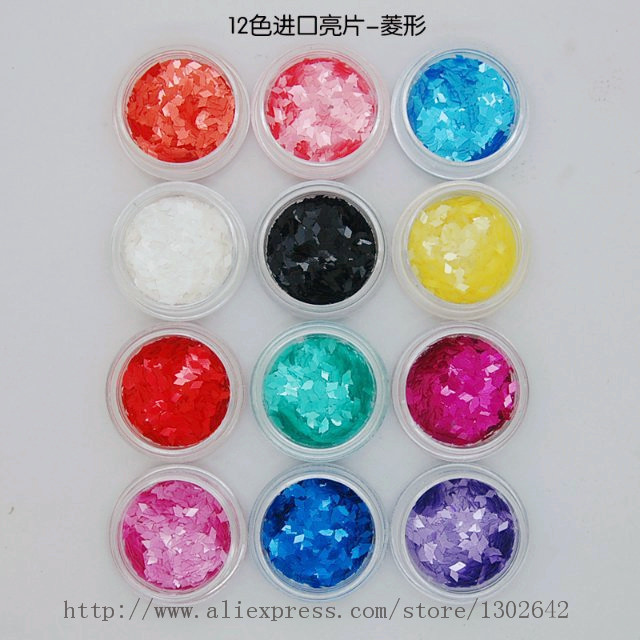 Buy glitter loose set and get free shipping on AliExpress.com