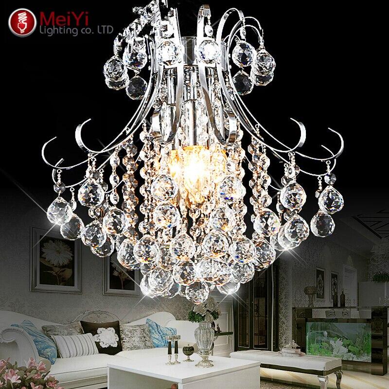 2019 Luxury Crystal Chandelier Living Room Lamp lustres de cristal - Iluminación interior - foto 6