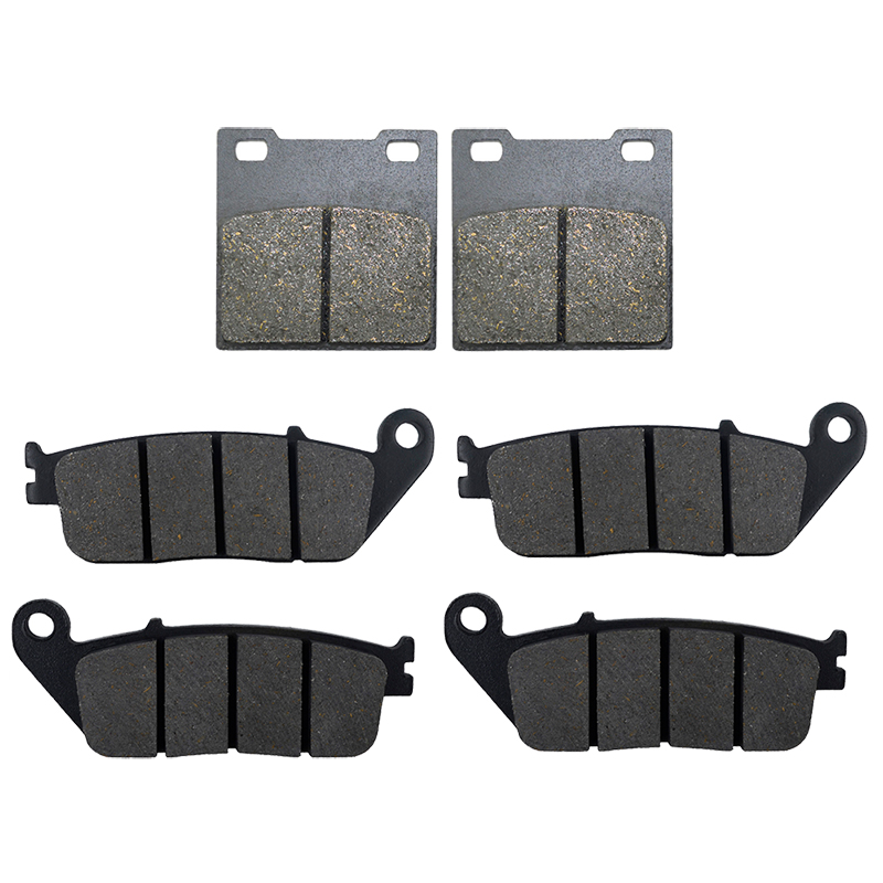 Motorcycle Parts Front & Rear Brake Pads Discs Kit for SUZUKI GSX400 GSX 400 94-96 GSF600 GSF 600 Bandit GK79A 95-99 RF600 93-97 motorcycle parts front