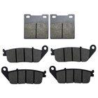 Motorcycle Parts Front & Rear Brake Pads Discs Kit for SUZUKI GSX400 GSX 400 94-96 GSF600 GSF 600 Bandit GK79A 95-99 RF600 93-97