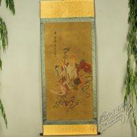 Antique collection Imitation ancient The God of longevity diagram
