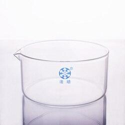 Krystalizacji danie z wylewką  średnica zewnętrzna 230mm i wysokości 135mm  krystalizacji umywalka z wylewką