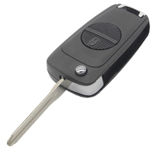 WhatsKey Replacement 2 Button Folding Flip Remote Key Shell Modified For Nissan Primera Micra Terrano Almera X-trail With LOGO free shipping 3 button remote key case for nissan micra almera primera without logo 10pcs lot
