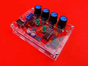 ICL8038 5HZ~400KHZ Function Signal Generator DIY Kit Sine Triangle Square sawtooth wave Output