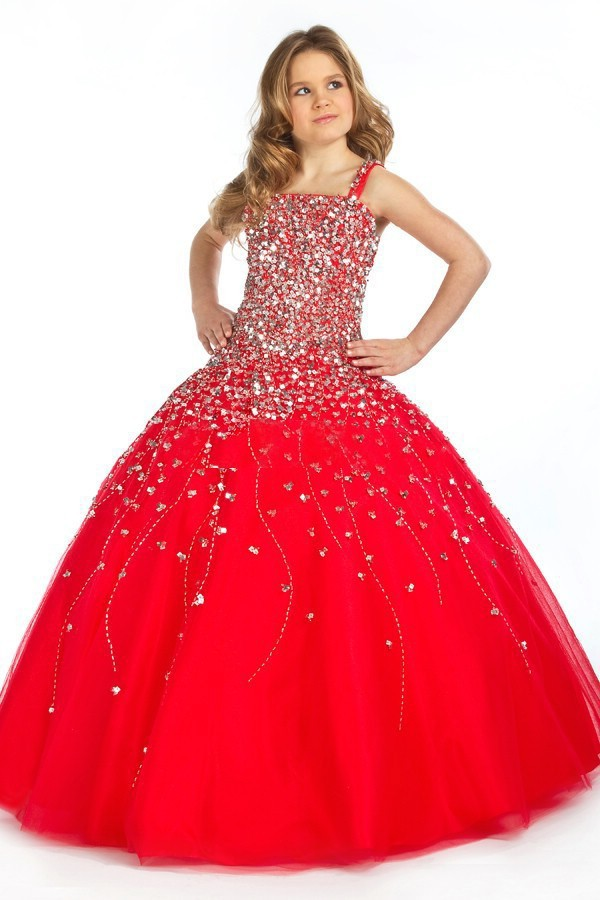 Red dress formal 8 by 10