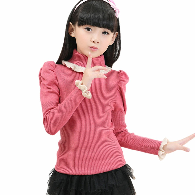 963a91a79 Sweater For School Boys Girls Christmas Winter Sweaters Children ...