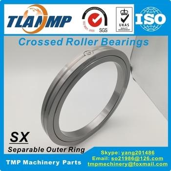 SX011840 Gekruiste Rollagers (200x250x24mm) Dunne gedeelte lager Hoge precisie draaitafel slew ring