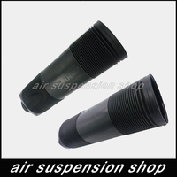 2pcs Dust Covers Repair Kit Rear ABC Hydraulic Shock Spare Parts For Mercedes W220 OEM 2203206213