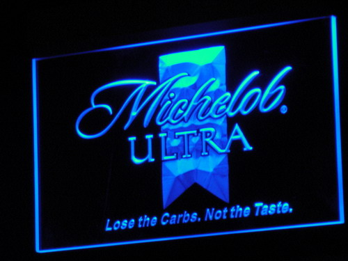 a051 Michelob Ultra LED Neon Sign