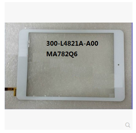 New 7.9 inches tablet capacitive touch screen  300-L4821A-A00 MA782Q6 white free shipping