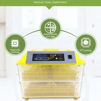 112 Digital Incubator Automatic Egg Incubadora de Huevos de Pollo Inkubator Chicken Machine Hatchery Controller Kulucka Makinasi