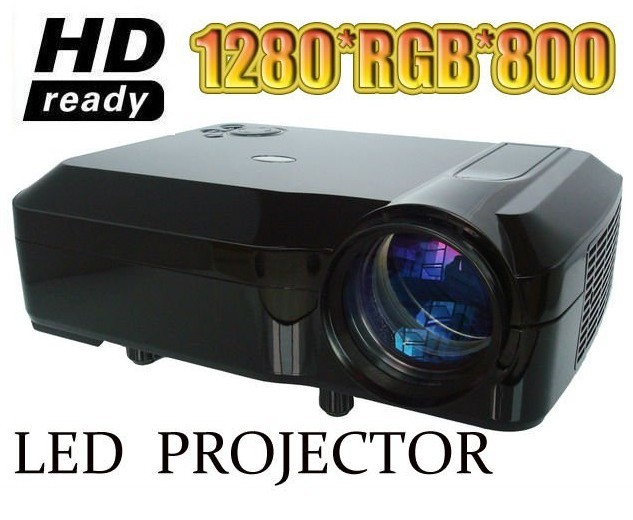 HOT! 5500Lumens projector full hd 3d led projectors 1080p lcd multimedia proyector projektor beamer HDMI USB for home theater