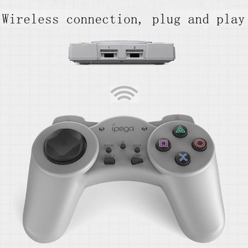 High Quality PS Mini Wireless Game Console Gamepad for Turbo Game Controllers For Computer Added Continuous Function