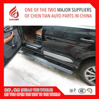 High quality aluminium alloy Automatic scaling Electric pedal side step running board for Q7 2010 2011 12 13 14 15 16 17