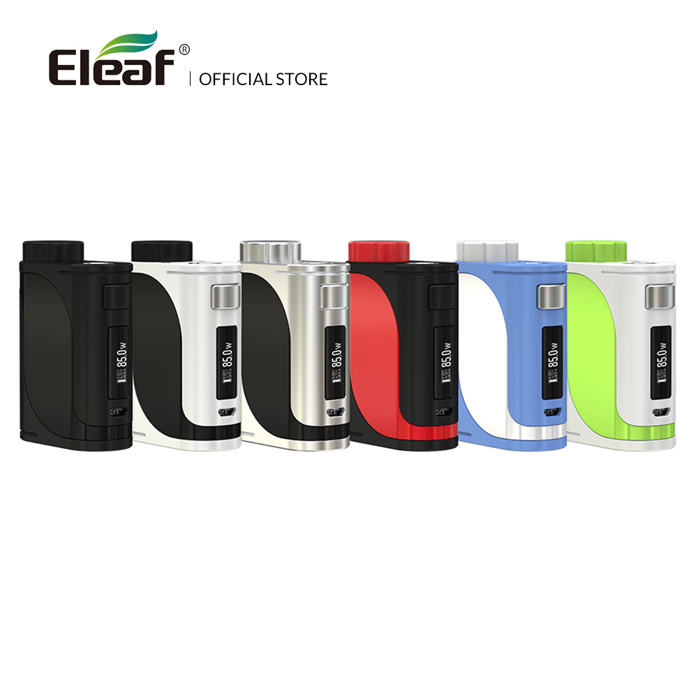 USA/France Warehouse Original Eleaf iStick Pico 25 mod 85W without 18650 battery 0.91-Inch Screen electronic cigarette