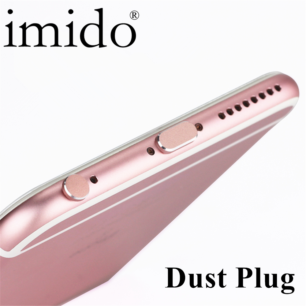 fashion Metal Dust Plug Phone 2 in 1 For iPhone 6 6s 6+ plus Mobile phone Micro USB 3.5mm Sim Card Tray Eject Pin Tool Accessor