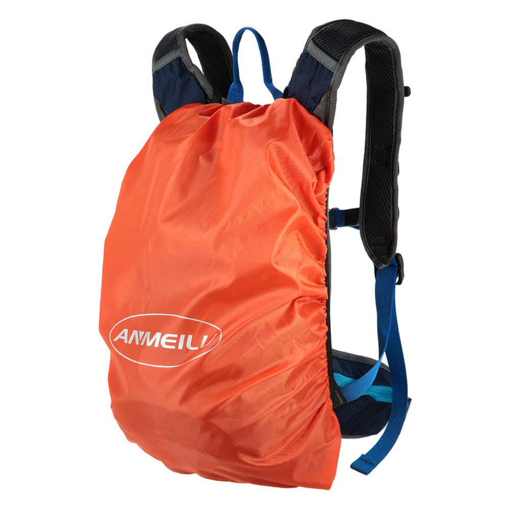 53d193c6888a ANMEILU 12L Outdoor Waterproof Backpack Climbing Ultralight Hydration Water  Bladder Pack Bag with Rain Cover Helmet Hiking-in Climbing Bags from Sports  ...