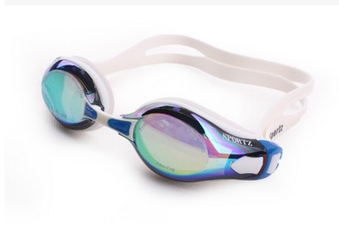 Men Women Professional Electroplate Anti fog UV Protection Waterppoof Swim Pool Swimming Glasses Goggles Eyewear Surfing Goggles