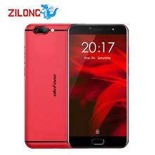 Ulefone Gemini Pro Android 7.1 Deca Core Mobile Phone 5.5 Inch 1920*1080 FHD MT6797 4GB RAM 64GB ROM 13MP Touch ID 4G Smartphone(China)
